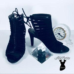 🍒Summer Sale🍒 NWOT Black Ankle Heels by Rialto